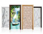 Стъклени врати от Врати Експерт Русе