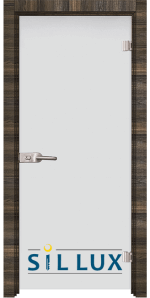 Стъклена интериорна врата Matt G 11 E